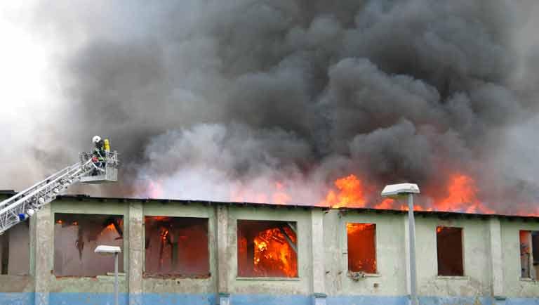 12 recomendações preventivas contra incêndios e acidentes