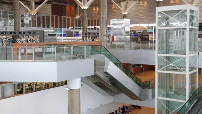 SKOP garante a segurança contra incêndio no aeroporto de Viracopos