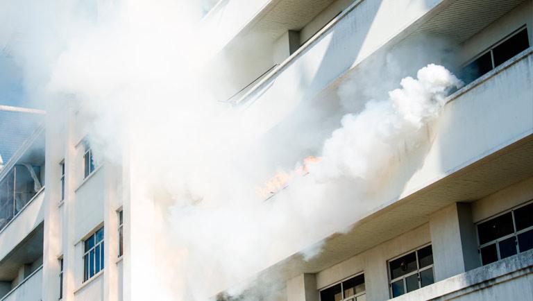 3 coisas que talvez você não saiba sobre controle de fumaça de incêndio