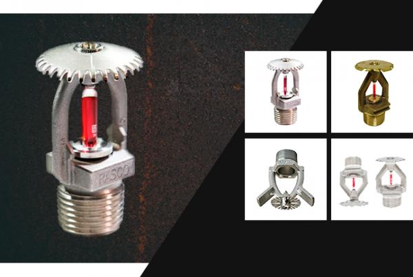 Como especificar um sprinkler resistente à corrosão?