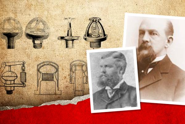 História dos chuveiros automáticos