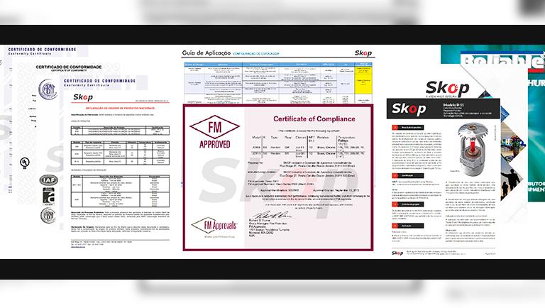 Conhecendo os documentos técnicos disponíveis no site da Skop