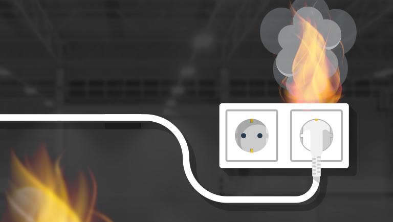 Entenda como ocorre um curto-circuito e saiba como evitar
