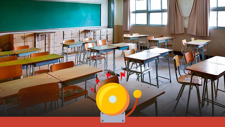 Como aplicar um plano de emergência em caso de incêndio em uma escola