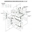 Desenho explodido VGA 4 e 6