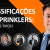 Classificações de sprinklers: quais os tipos?