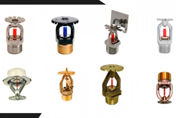 Modelos de Sprinklers: entenda a diferença entre eles