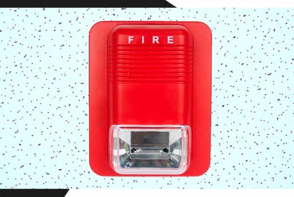 Alarme de incêndio: esse sistema funciona?