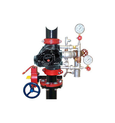 B-410-&-409_Model-E3-High-Pressure-Alarm-Check-Valve-with-E3-Trim