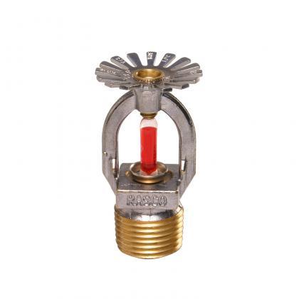 Reliable F1 sprinkler