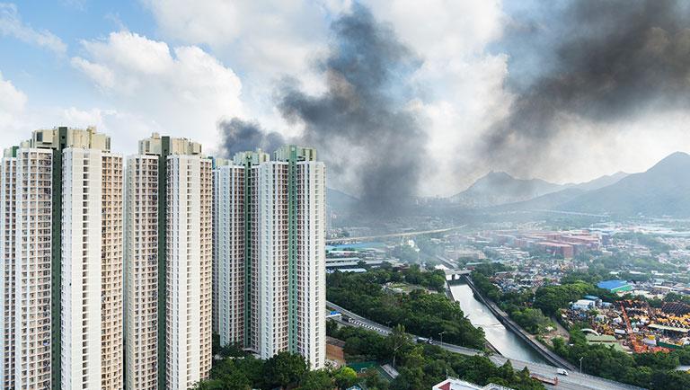 Confiabilidade na segurança contra incêndio em edifícios