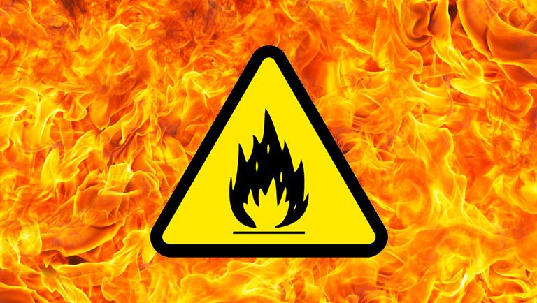 Conhecimento sobre risco de incêndio é fundamental no dimensionamento do sistema de sprinklers