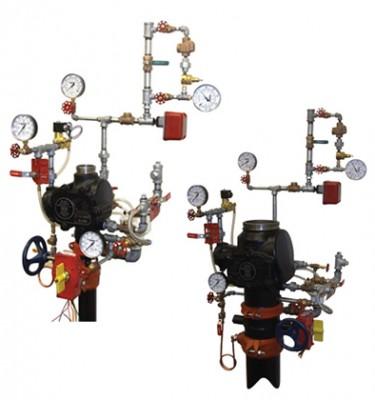 B-750_DDX Double Interlock Preaction Systems Type D