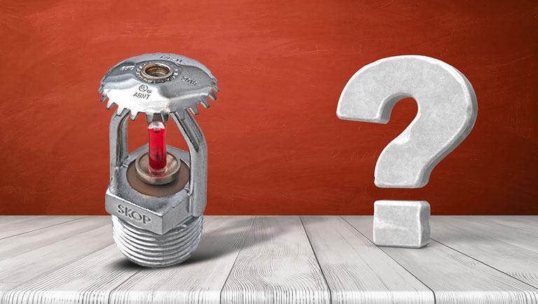 4 curiosidades sobre sprinklers que você precisa saber