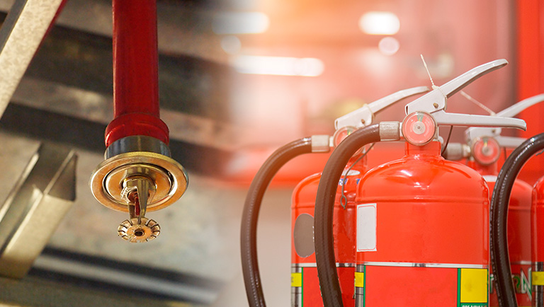 Principais medidas de proteção ativa contra incêndio em edificações