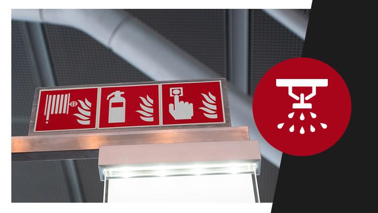 Saiba como implementar a sinalização de segurança contra incêndio