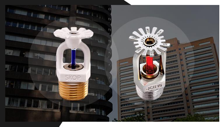 Segurança em edificações: por que os sprinklers são essenciais?