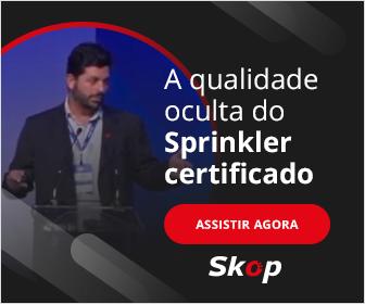 Palestra: A qualidade oculta do Sprinkler certificado