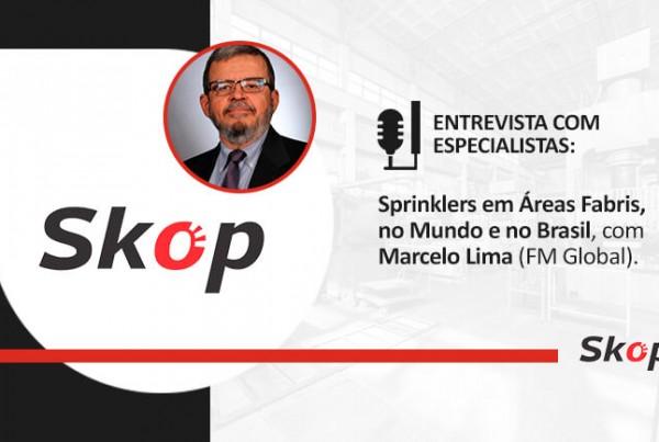 Sprinklers em Áreas Fabris, no Mundo e no Brasil